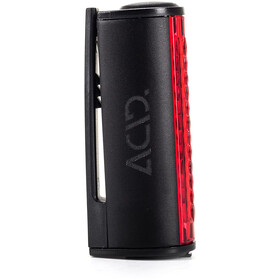 Cube ACID Outdoor HPA Safety Light Red LED black kein StVZO